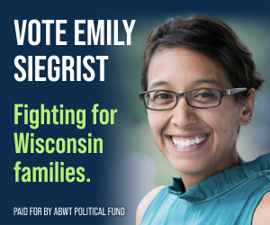 Emily Siegrist smiling